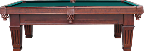 The Wyckoff Imperial Billiard Table