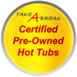 Certified Used Hot Tubs