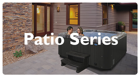 Cal Spas Patio Series Button