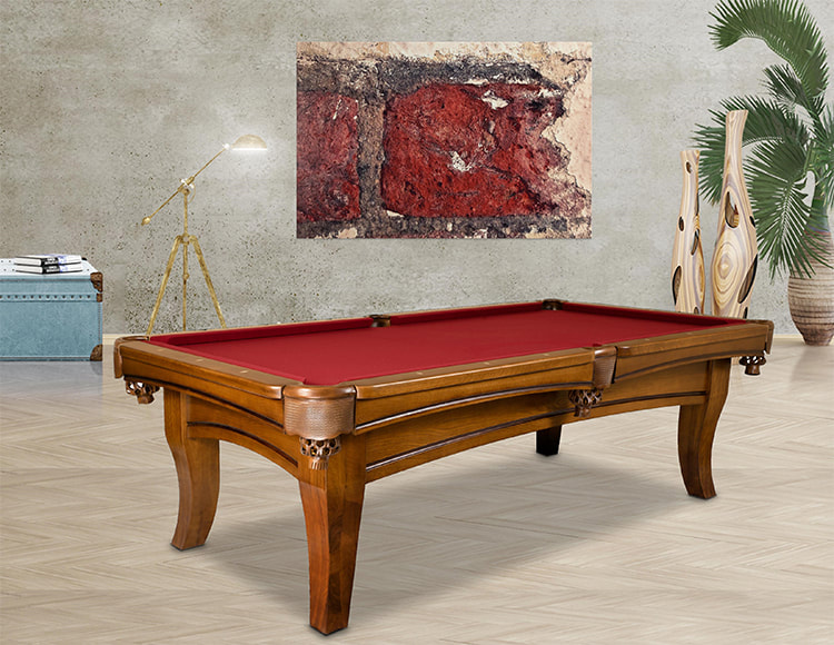 The Eliminator Imperial Billiard Table
