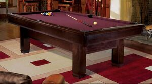 Brunswick Bridgeport Pool Table